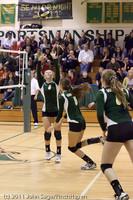 5333 Varsity Volleyball v Casc-Chr 101011