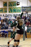 5337 Varsity Volleyball v Casc-Chr 101011