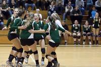 5359 Varsity Volleyball v Casc-Chr 101011