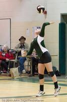 5369 Varsity Volleyball v Casc-Chr 101011