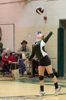 5380 Varsity Volleyball v Casc-Chr 101011