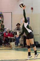 5381 Varsity Volleyball v Casc-Chr 101011