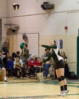 5382 Varsity Volleyball v Casc-Chr 101011