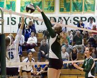 5401 Varsity Volleyball v Casc-Chr 101011