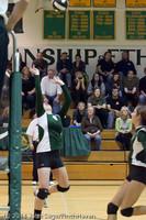 5416 Varsity Volleyball v Casc-Chr 101011