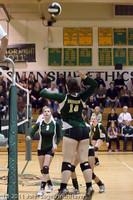 5418 Varsity Volleyball v Casc-Chr 101011