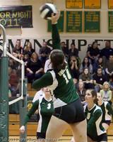 5419 Varsity Volleyball v Casc-Chr 101011