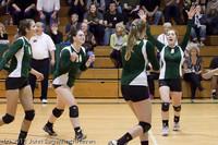 5426 Varsity Volleyball v Casc-Chr 101011