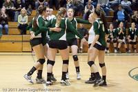 5429 Varsity Volleyball v Casc-Chr 101011