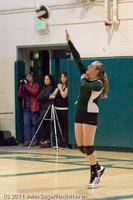 5432 Varsity Volleyball v Casc-Chr 101011