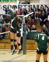 5450-b Varsity Volleyball v Casc-Chr 101011