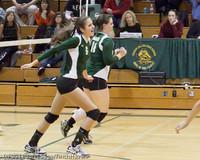 5454 Varsity Volleyball v Casc-Chr 101011