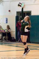 5474 Varsity Volleyball v Casc-Chr 101011