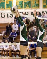 5477 Varsity Volleyball v Casc-Chr 101011