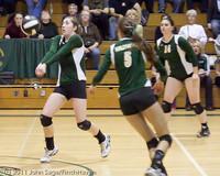 5512 Varsity Volleyball v Casc-Chr 101011