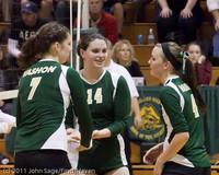 5519 Varsity Volleyball v Casc-Chr 101011