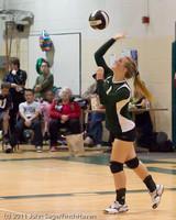 5525 Varsity Volleyball v Casc-Chr 101011