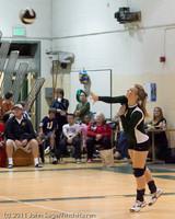5526 Varsity Volleyball v Casc-Chr 101011
