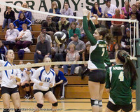 5529 Varsity Volleyball v Casc-Chr 101011