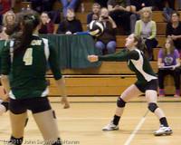 5562 Varsity Volleyball v Casc-Chr 101011