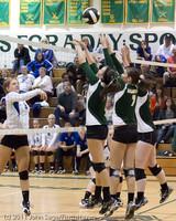 5577 Varsity Volleyball v Casc-Chr 101011