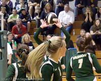 5584 Varsity Volleyball v Casc-Chr 101011