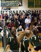 5585 Varsity Volleyball v Casc-Chr 101011