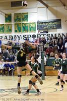 5587 Varsity Volleyball v Casc-Chr 101011