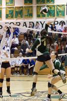 5588 Varsity Volleyball v Casc-Chr 101011
