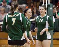 5604 Varsity Volleyball v Casc-Chr 101011