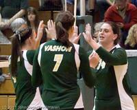 5632 Varsity Volleyball v Casc-Chr 101011