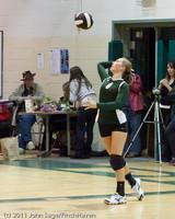 5646 Varsity Volleyball v Casc-Chr 101011