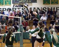 5659 Varsity Volleyball v Casc-Chr 101011