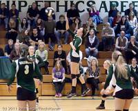 5669 Varsity Volleyball v Casc-Chr 101011