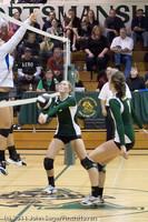 5676 Varsity Volleyball v Casc-Chr 101011