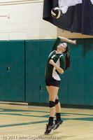 5696 Varsity Volleyball v Casc-Chr 101011