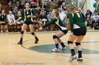 5700 Varsity Volleyball v Casc-Chr 101011
