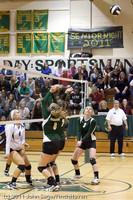 5724 Varsity Volleyball v Casc-Chr 101011
