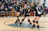 5756 Varsity Volleyball v Casc-Chr 101011