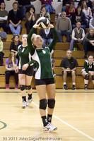 5760 Varsity Volleyball v Casc-Chr 101011