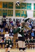 5764 Varsity Volleyball v Casc-Chr 101011
