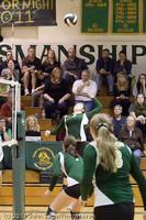 5777 Varsity Volleyball v Casc-Chr 101011