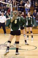 5785 Varsity Volleyball v Casc-Chr 101011