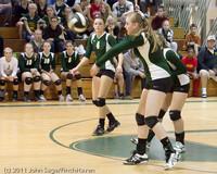 5791 Varsity Volleyball v Casc-Chr 101011