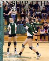 5795 Varsity Volleyball v Casc-Chr 101011