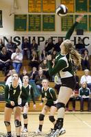 5800 Varsity Volleyball v Casc-Chr 101011