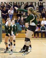 5801 Varsity Volleyball v Casc-Chr 101011