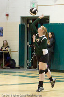 5813 Varsity Volleyball v Casc-Chr 101011