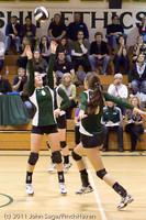5822 Varsity Volleyball v Casc-Chr 101011