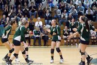5858 Varsity Volleyball v Casc-Chr 101011